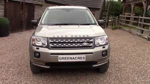 used 2012 12 reg land rover freelander 2 2 td4 gs 4x4 for sale in