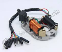 pit dirt bike atv stator ignition magneto plate for 50cc 70cc 90cc