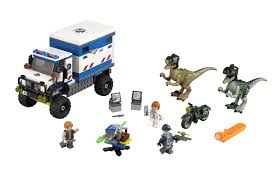 lego jurassic park jeep wrangler instructions amazon com lego jurassic world raptor rampage 75917 building kit