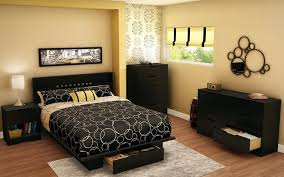 South Shore Step One Platform Bed With Drawers King Chocolate South Shore Platform Bed Bedroom Ideas