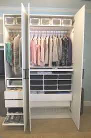 a personalized pax wardrobe provides the storage you need for all