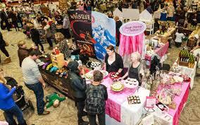 bizarre bazaar whistler u0027s christmas artisan fair turns 25