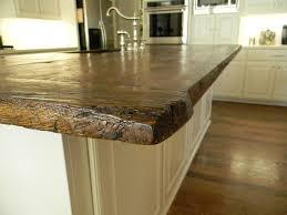 antique white oak barnwood kitchen island rustic kitchen