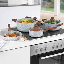 cuisine table int r 7 bratmaxx cookware set