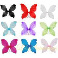 Halloween Costume Fairy Wings Fairy Wings Colour Diplodocus Colorear Fairy Wings