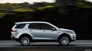land rover silver 2015 land rover discovery sport indus silver side hd