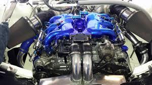 subaru impreza turbo engine afp subaru wrx with a twin turbo flat six engine swap depot