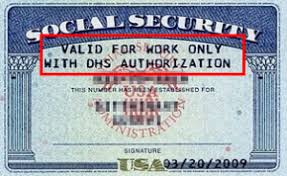 social security help desk restricted ss cards no longer accepted verify i 9 llc