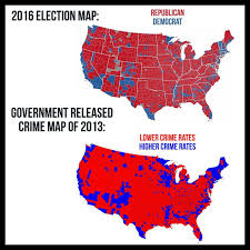 2012 Presidential Election Map by No The Viral Image Of 2016 Election Results And 2013 Crime Rates