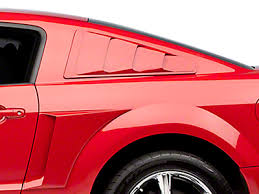 mmd mustang eleanor style scoops pre painted 71304 05 14 all