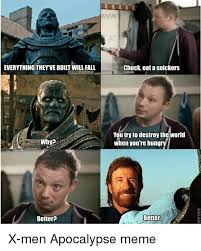 Eat A Snickers Meme - why better chuck eat a snickers you try to destroy the world when