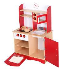 jouet enfant cuisine dinette en bois pas cher great cuisine enfant bois achat vente con