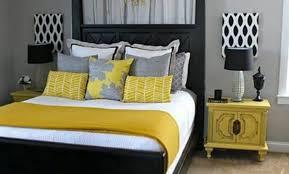 chambre jaune et gris déco chambre jaune moderne 37 boulogne billancourt peinture