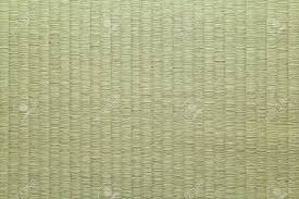 tatami mat japanese straw floor coverings stock photo picture