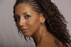 braids in front hair in back 31 sleek black braided hairstyles creativefan