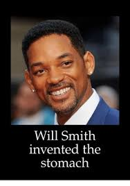 Will Smith Memes - will smith invented the stomach will smith meme on sizzle