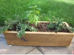 edible herb planter artful planters