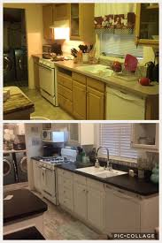 can mobile home kitchen cabinets be painted pin by amanda simmons on kitchen ideas mobile home kitchen