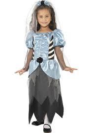 Gothic Halloween Costumes Girls Kids Gothic Bride Costume Scary Girls Fancy Dress Escapade Uk