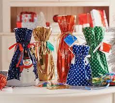 kringle express 74 e z drawstring gift bag set