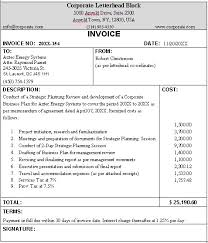 invoice sample sample invoice template sample invoices created