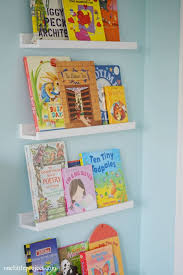 Ikea Wall Bookshelf To A Book Shelf Display With A Wall Of Books