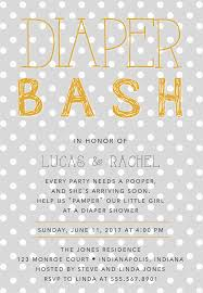 diaper shower invitation wording best shower