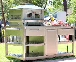 outdoor pizza oven sloan outdoor kitchens