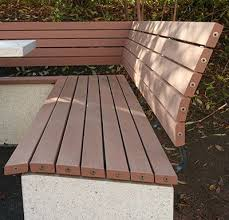 Replace Wood Slats On Outdoor Bench 55 Best Wpc Bench Waterproof Wpc Bench Images On Pinterest