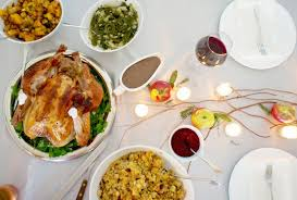 5 smart ways to host thanksgiving on a small dining table kitchn