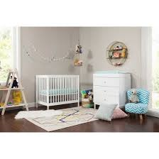 White Mini Cribs Gelato 2 In 1 Mini Crib Pokkadots