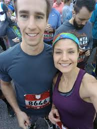 race report atlanta thanksgiving half marathon runningwithcadence