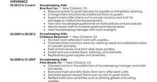 Sample Housekeeper Resume by Sample Resume For Housekeeper Sample Resume For Housekeeper We