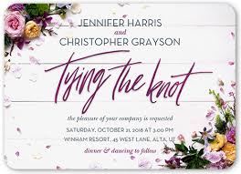 wedding invitations shutterfly special beauty 5x7 wedding invitations shutterfly