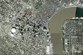 New Orleans Google Maps by 2006 Zydecocruise New Orleans Ncl Sun Nov 2006