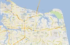 Virginia Beaches Map by Mark Rusnak U0027s Blog Virginia Beach Real Estate Specialist