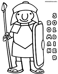 soldier coloring page click the soldier coloring pages with
