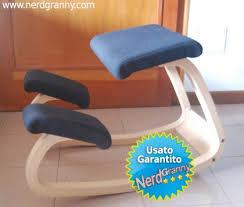sedie ergonomiche stokke sedia stokke varier ergonomica usata