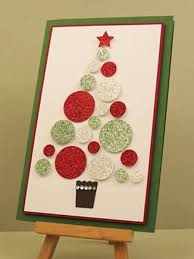 christmas card craft for kids christmas lights card and decore