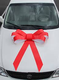 large gift bow king size bows