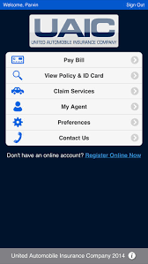 united automobile insurance company on the app store