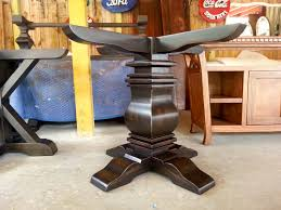 Pedestal Bases For Dining Tables Impressive Pedestal Dining Table Base Only Best Seller On