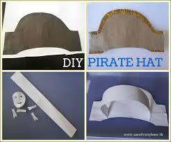 diy pirate hat template 28 images pirate costume hat printable