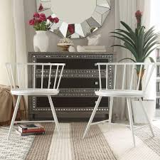 metal dining chairs u0026 benches kitchen u0026 dining room furniture