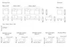 how long is a standard sofa marvelous standard size sofa sofa design ideas long average sofa