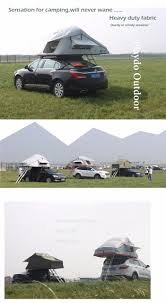 offroad soft roof tent 4wd car roof top tent oxford floor folding