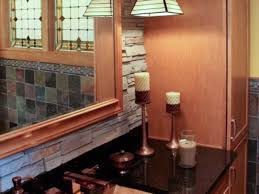 arts and crafts bathrooms hgtv