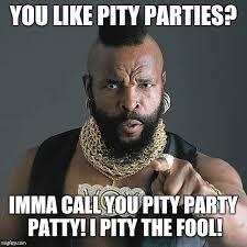 Jesse Williams Memes - mr t pity the fool meme imgflip