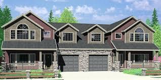 luxury craftsman style home plans craftsman style home plans d craftsman luxury duplex house plans