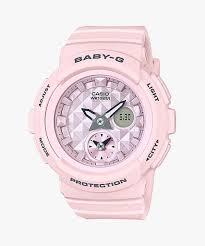Jam Tangan Casio Karet jual jam tangan wanita analog digital tali karet warna pink casio